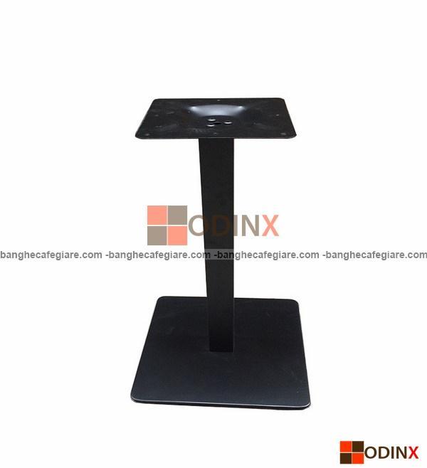 chân sắt bàn cafe vuông